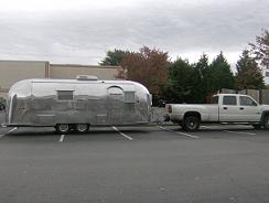 airstream trailer towing